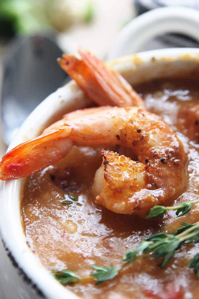 You've got to try this rich and savory Cajun Shrimp Chowder. Easy to make and perfect for fall!
