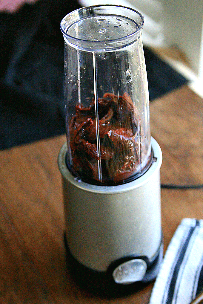 how to rehydrate dried peppers