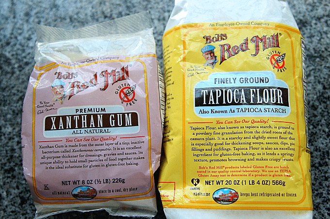 Gluten Free All Purpose Flour Blend from AmyintheKitchen