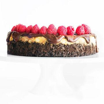 chocolate-ganache-cheesecake