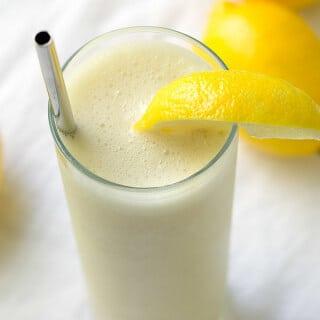 Lemonade Crush Smoothie   Dairy Free