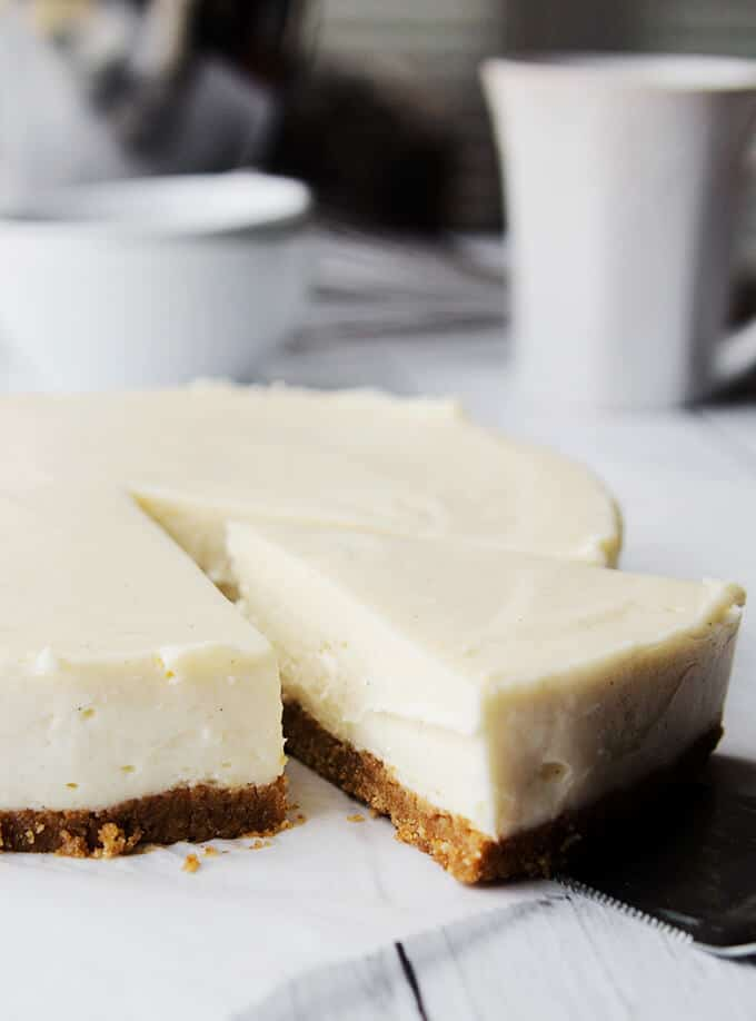 You can't go wrong with a simple cheesecake recipe!