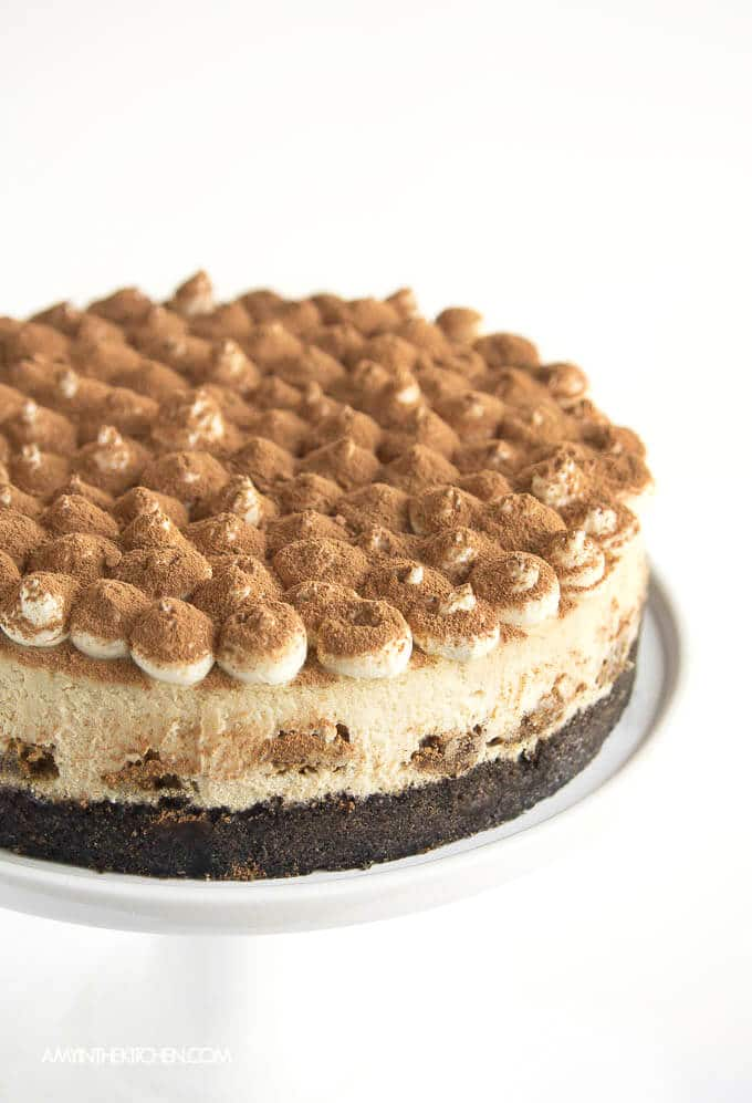 Tiramisu Cheesecake | This is one of the best cheesecakes I've ever ...
