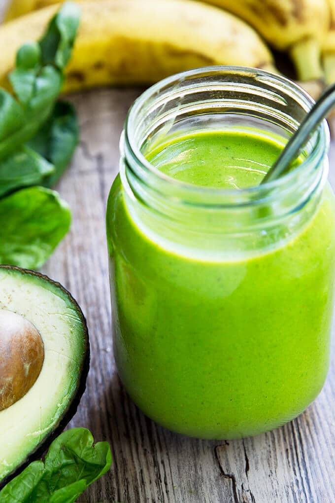 Best Green Smoothie Ever