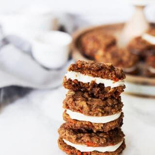 Carrot Cake Cookies