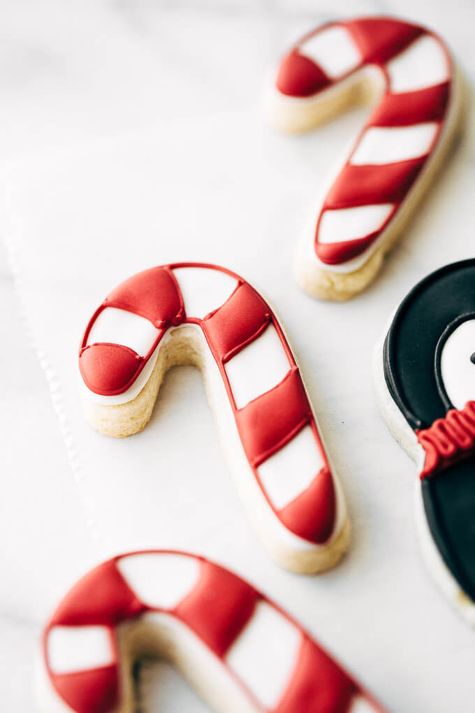 Easy Sugar Cookies Recipe For Decorating Amy In The Kitchen