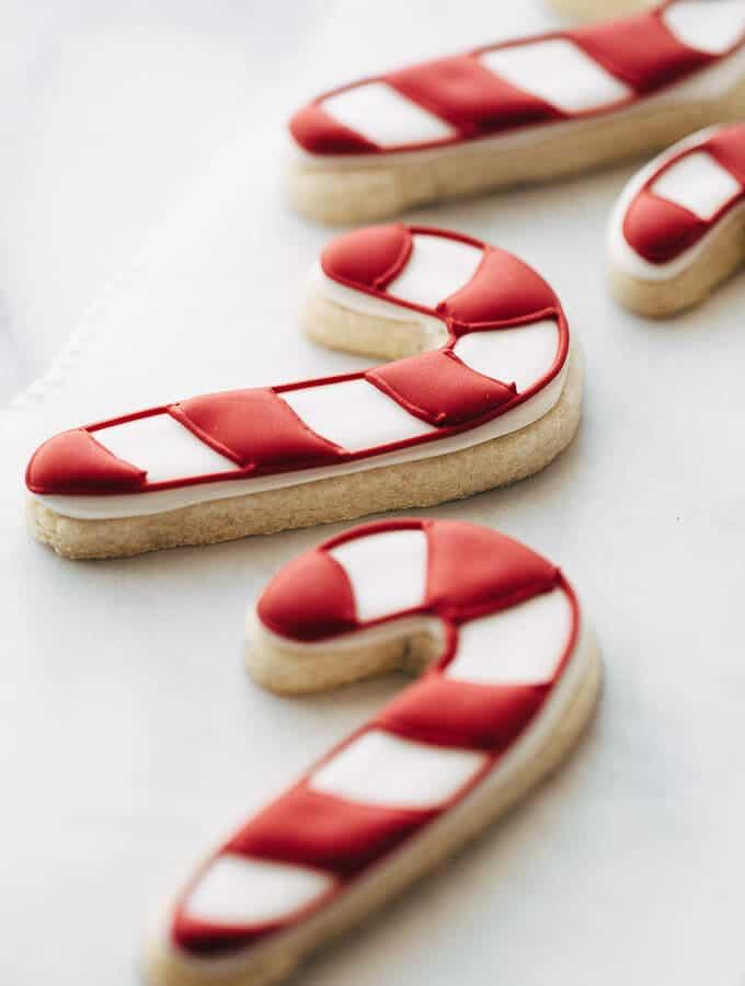 Vanilla Sugar Cookie Cutouts